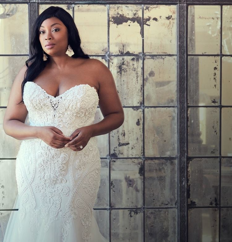 plus size wedding dresses maggie sottero bridal impressions harrisonburg virginia